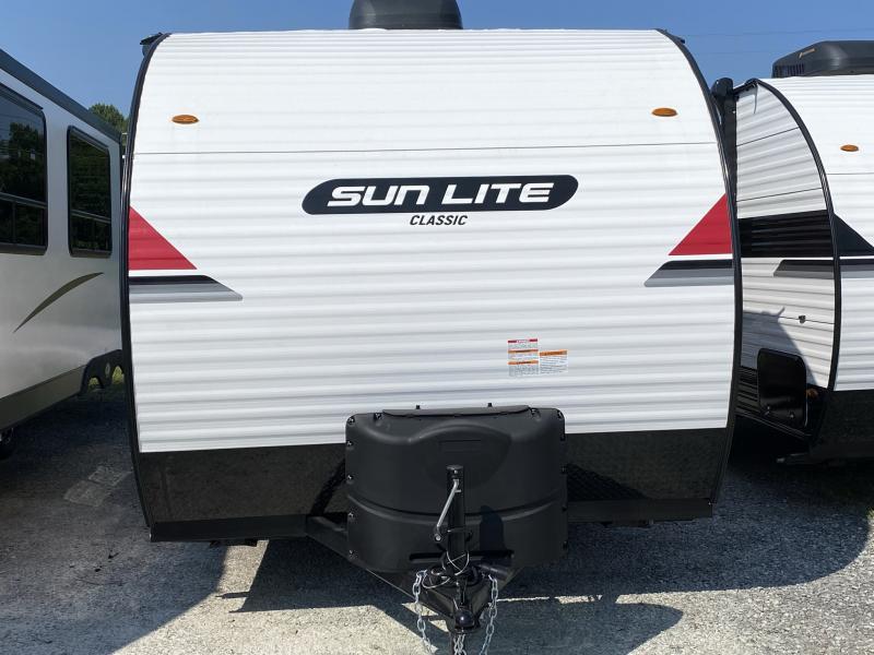 2021 Sunset Park RV Mfg. Sunlite Classic SUNLITE CLASSIC 16BH Travel Trailer
