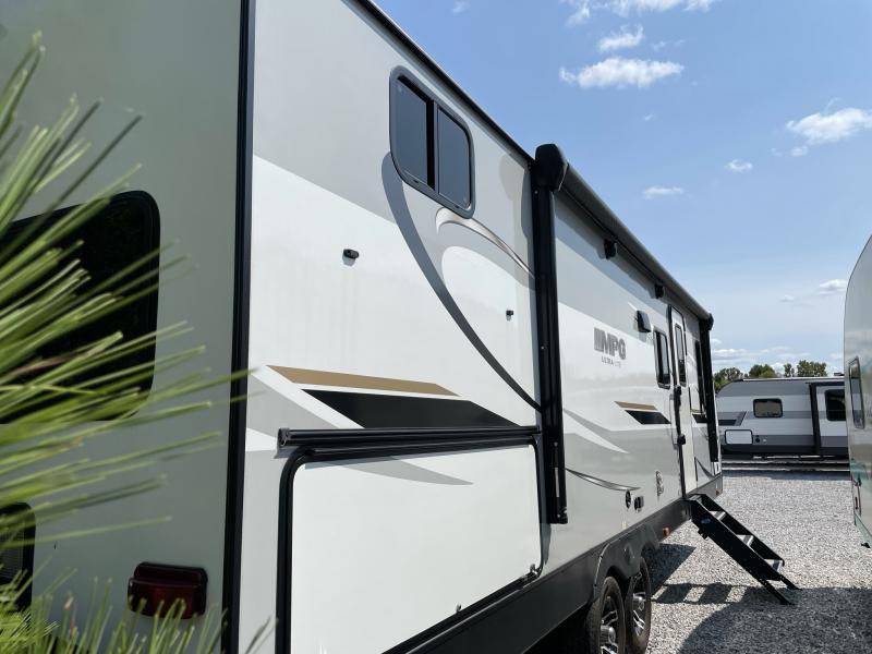 2020 Cruiser RV MPG Ultra Lite MPG 2750BH Travel Trailer