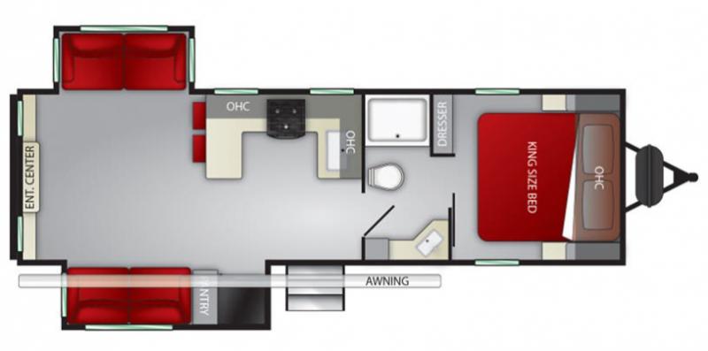 2021 Cruiser RV MPG Ultra Lite 2780RE Travel Trailer