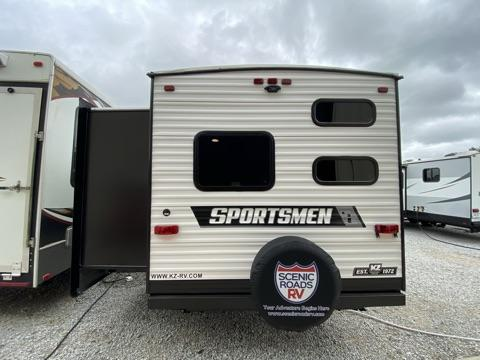 2021 KZ Sportsmen SE SPORTSMEN SE 312BHKSE Travel Trailer