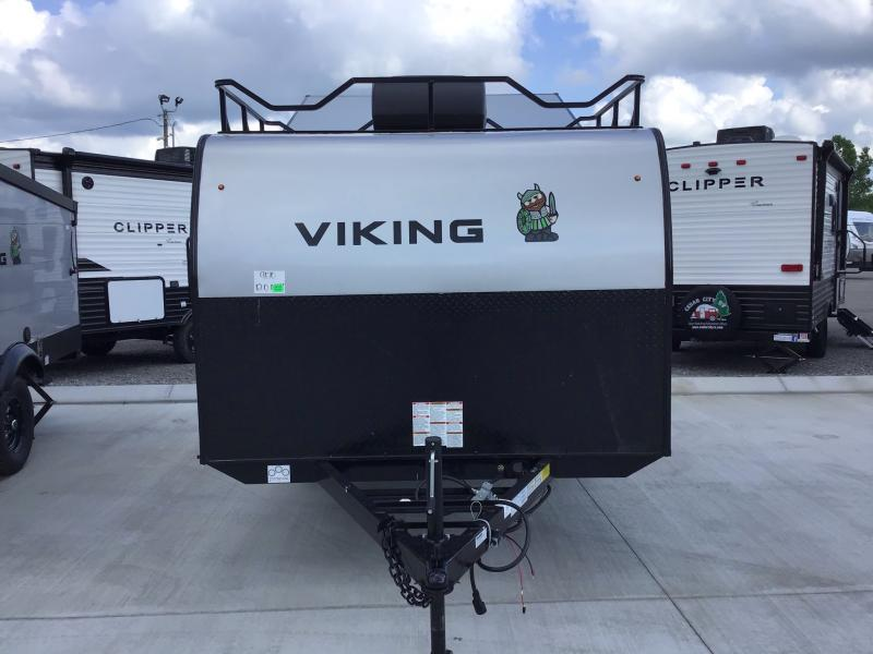 2021 Cargo Express Viking Express 12.0 TD MAX Popup Camper