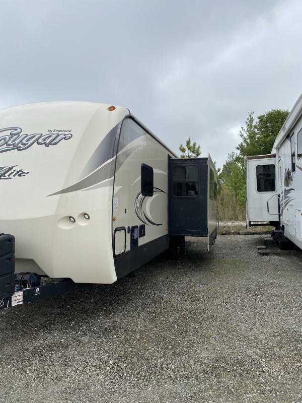 2018 Keystone RV Cougar Half-Ton 29BHS Travel Trailer