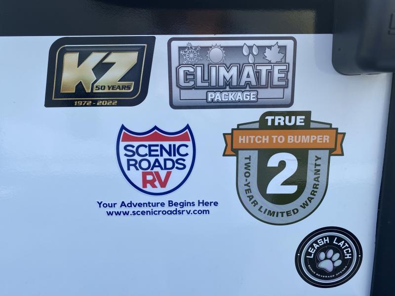 2022 KZ Connect SE CONNECT SE C221RBSE Travel Trailer