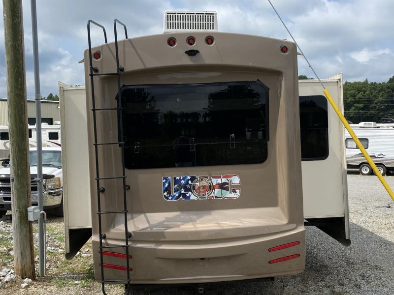2016 Cedar Creek CEDAR CREEK HATHAWAY EDITION 38FB2 Fifth Wheel Campers