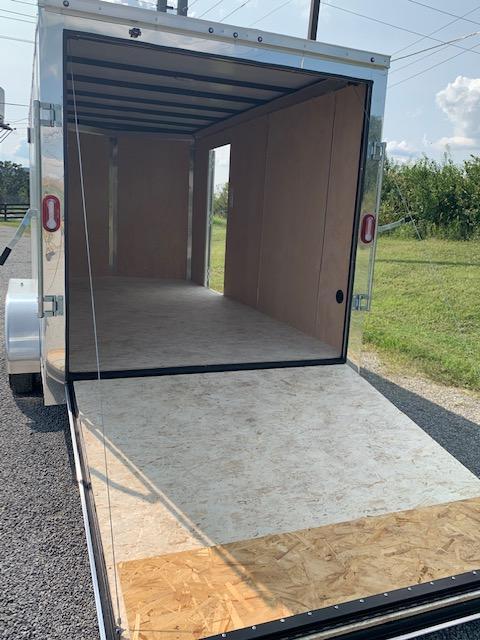 2021 Sure-Trac 7 x 14 Pro Series Wedge Cargo Trailer