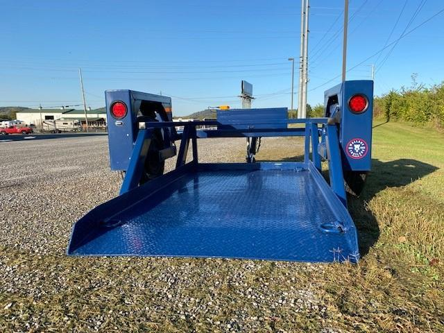 2019 Air Tow RS8-32 Utility Trailer