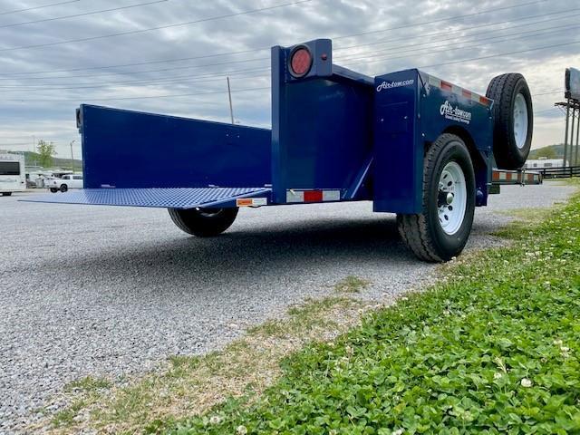 2021 Air Tow US12-55 Equipment Trailer