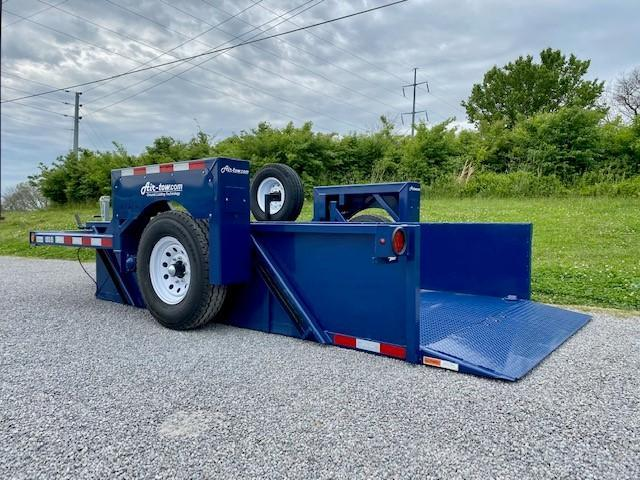 2021 Air Tow US12-55 Equipment Trailer