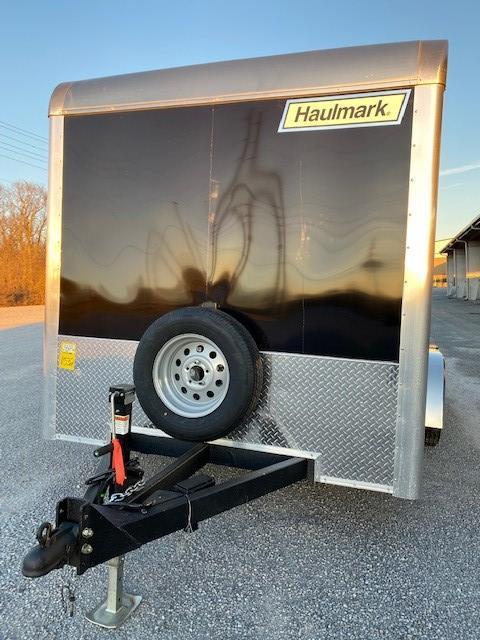 2021 Haulmark Grizzly HD Enclosed Cargo Trailer
