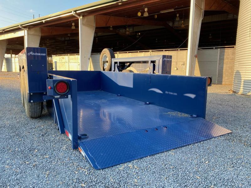 2020 Air Tow UT14-10 Utility Trailer