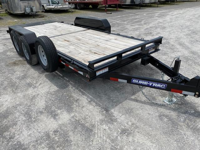 2020 Sure-Trac 7 x 18 Tilt Bed Equipment 14k
