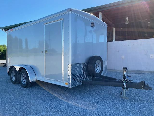 2020 Wells Cargo HD 7x14 7K Enclosed Cargo Trailer