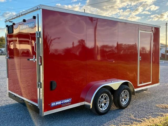 2021 Sure-Trac 7 x 16 Pro Series Enclosed Cargo Trailer