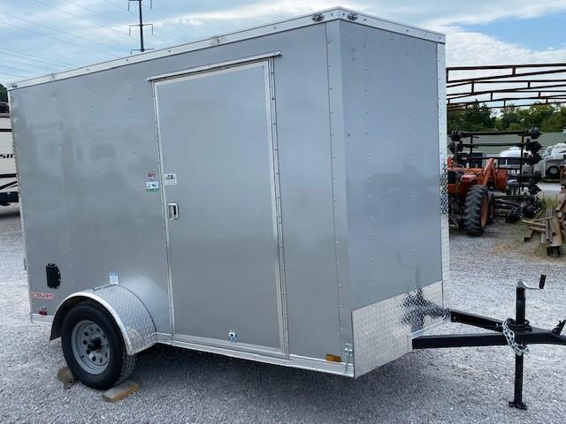 2021 Cargo Mate 6x10 Enclosed Cargo Trailer Enclosed Cargo Trailer