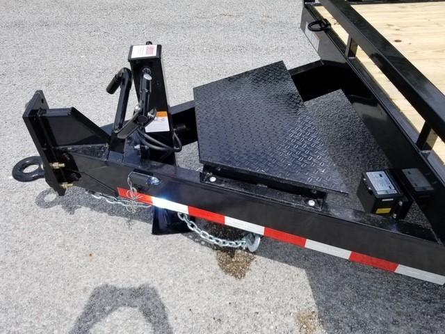 2022 Sure-Trac 7 x 20 (18+2) Equipment Trailer  16K