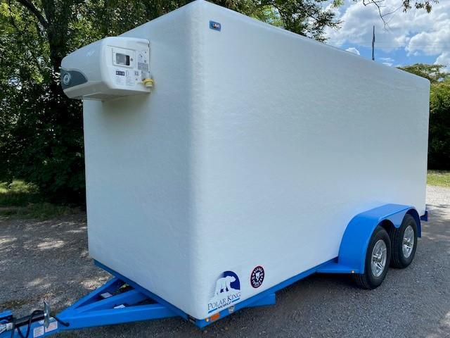 2021 Polar King PKM616 Vending / Concession Trailer