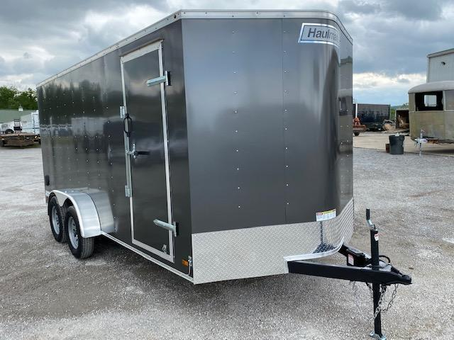 2020 Haulmark Passport 7x16 Enclosed Trailer 7K