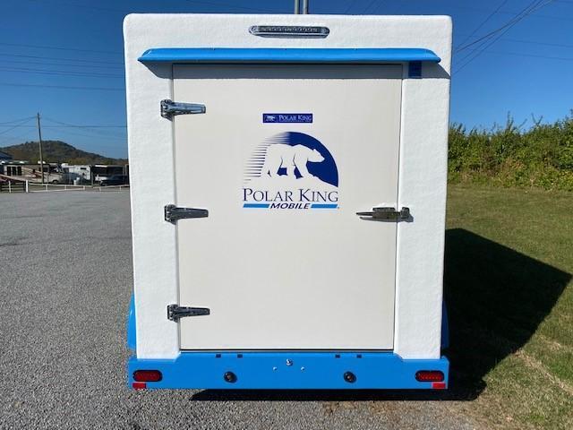 2021 Polar King PKM612 Vending / Concession Trailer