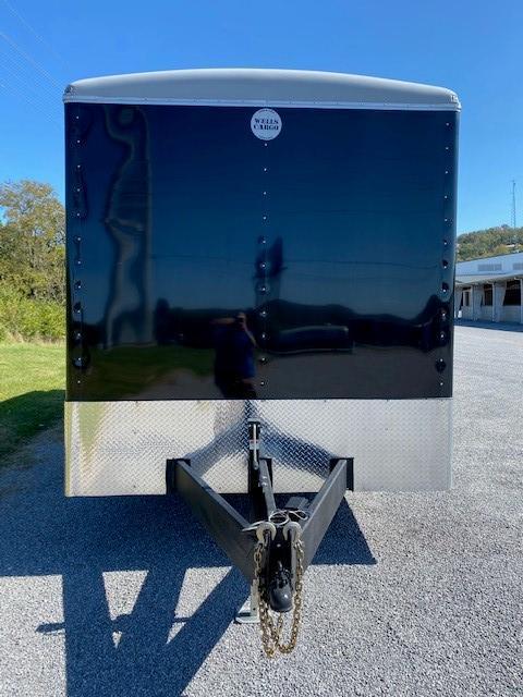 2021 HD Wells Cargo 8.5x24 14K Enclosed Trailer