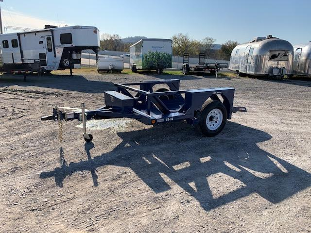 2021 Air Tow S8-32 Utility Trailer