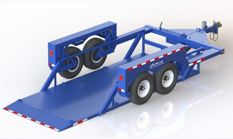 2020 Air Tow T16-10 Utility Trailer
