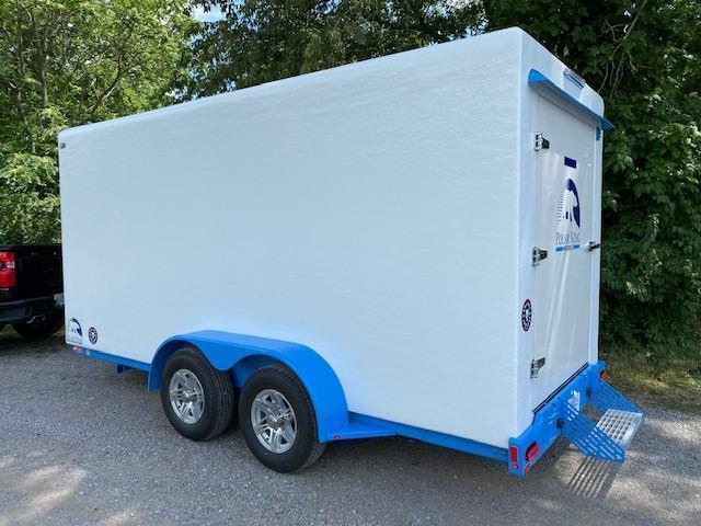 2021 Polar King 6x12 Refrigeration Trailer