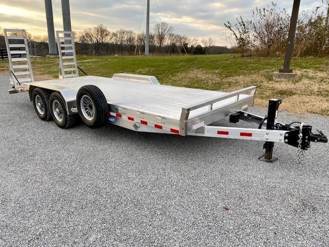 2021 Sure-Trac ST8220ET-A-140 Equipment Trailer