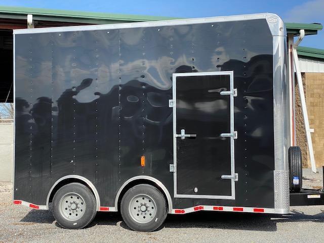 Sure-Trac 8.5 x 15 Custom Contractor Pro Cargo Trailer
