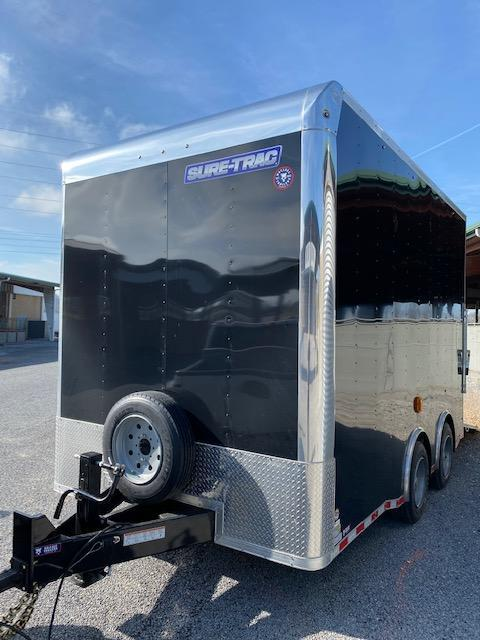 2020 Sure-Trac 8.5 x 15 Entertainment Pro BN Cargo TA 16K