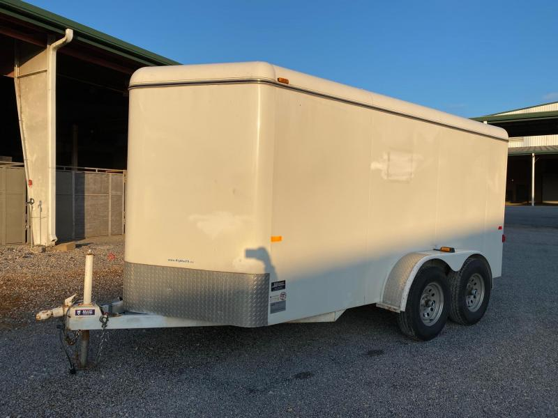 "2005 CM 6' 8"" x 14' x 6' 6"" Enclosed Trailer Enclosed Cargo Trailer"