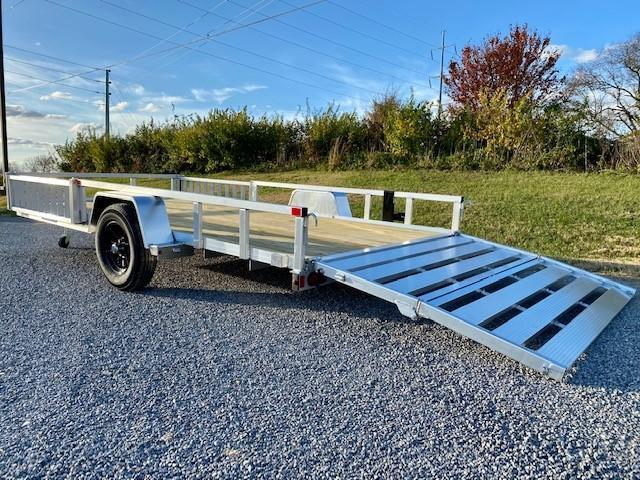 2021 Sure-Trac ST8214ATV-A-030 Utility Trailer