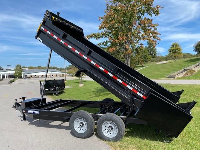 2022 Sure-Trac 82x16 Telescopic Dump 14K