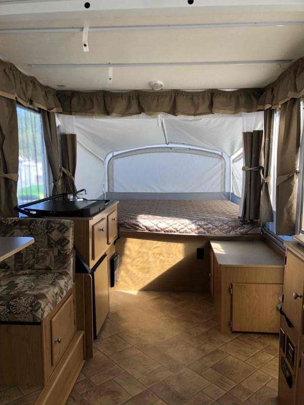 2010 Fleetwood Bayside bayside Tent Camper RV