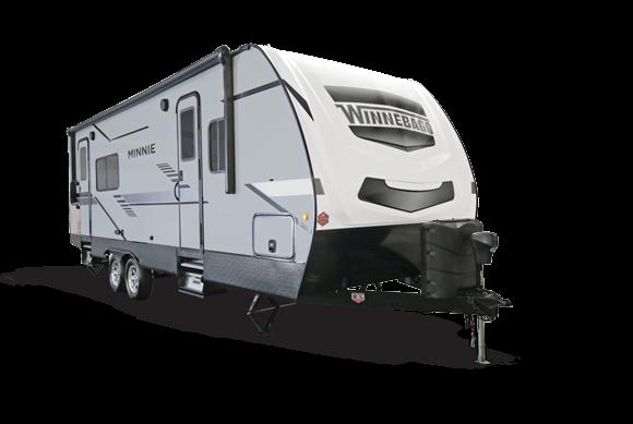2021 Winnebago Minnie 2801BHS Travel Trailer RV