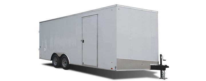 2019 Cargo Express EX DLX Series 8.5' Enclosed Cargo Trailer