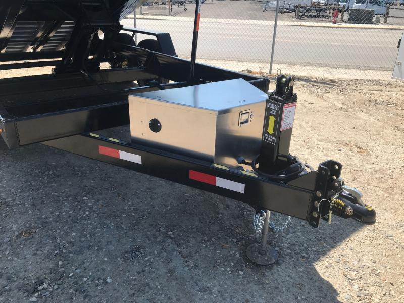 2021 Southland Trailers SL280HD 7X14 COMMERCIAL GRADE Dump Trailer