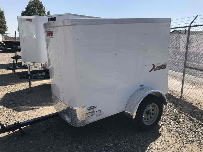 2020 Mirage Trailers XPRESS 4 X 6 Enclosed Cargo Trailer