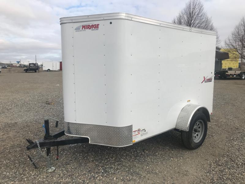 2021 Mirage Trailers 5 X 8 XPRESS SINGLE DOOR Enclosed Cargo Trailer