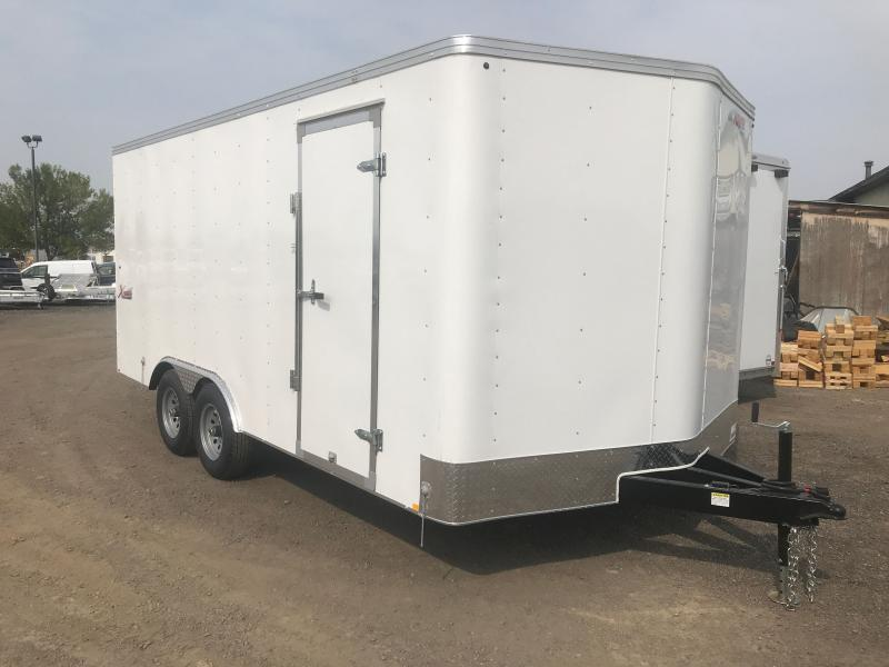 2021 Mirage Trailers XPRES 8.5 X 16 DOUBLE DOOR Enclosed Cargo Trailer