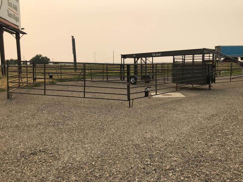 2022 Titan West Inc OK CORRAL ORIGINAL Livestock