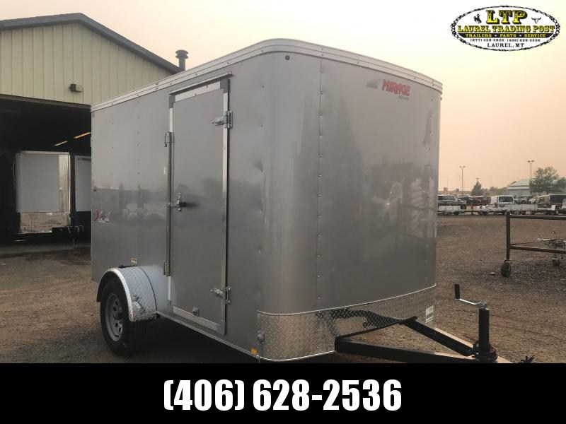 2021 Mirage Trailers 6 X10 XPRESS DOUBLE DOOR Enclosed Cargo Trailer