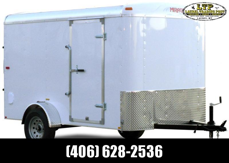 2020 Mirage Trailers 6 X 10 Enclosed Cargo Trailer