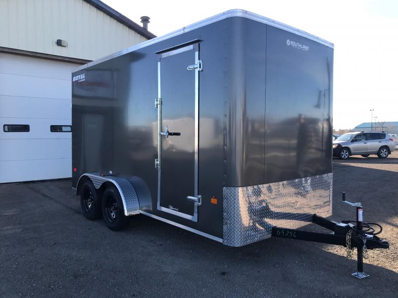 2021 Royal Cargo Trailers 7X14Enclosed Cargo Trailer
