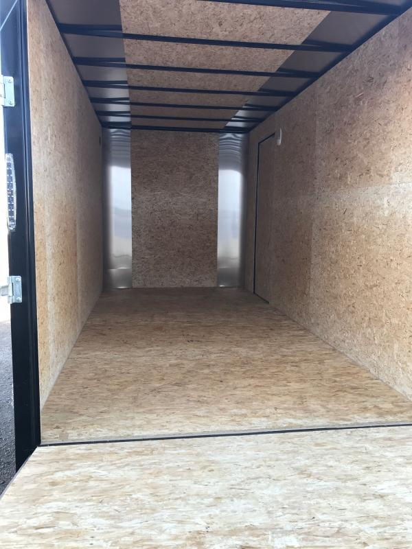 2021 Royal Cargo Trailers 7X14Enclosed Cargo Trailer