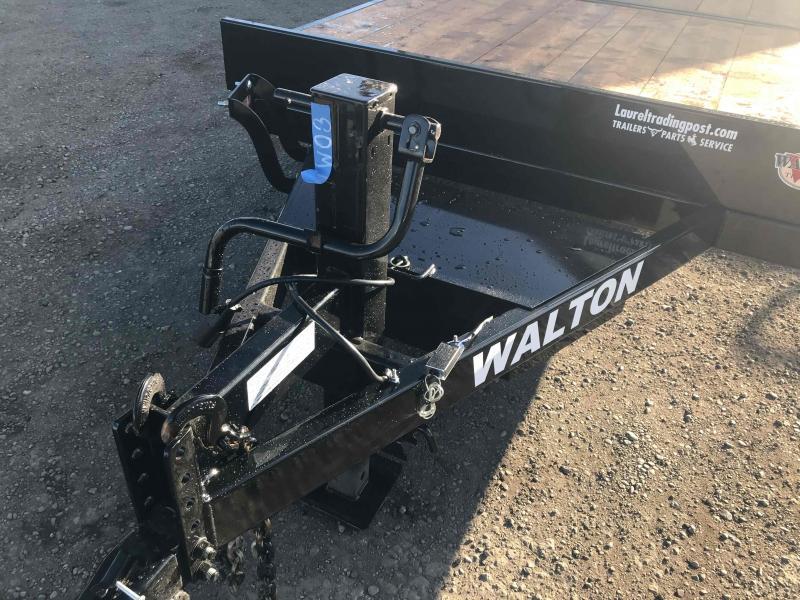 2021 Walton Trailers SST1424 TILT DECK Utility Trailer