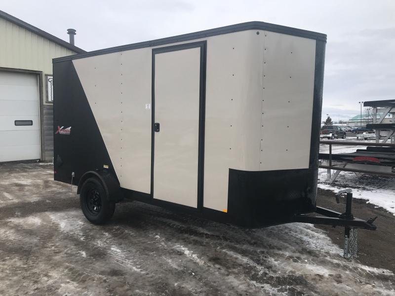 2021 Mirage Trailers 6 X 12 XPRESS WITH OPTIONS Enclosed Cargo Trailer