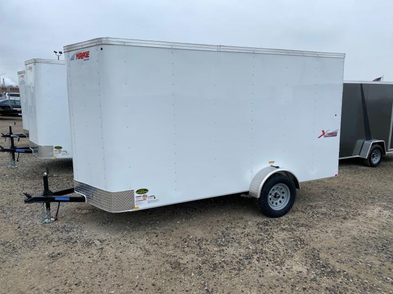 2021 Mirage Trailers 6 X 12 XPRESS WITH RAMP ENCLOSED CARGO