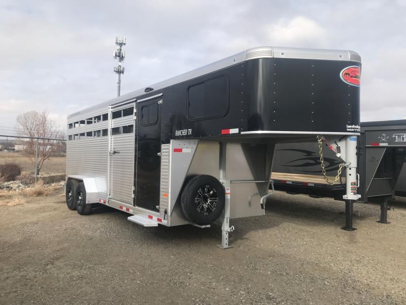 2021 Sundowner Trailers RANCHER TR 20' GN Livestock Trailer