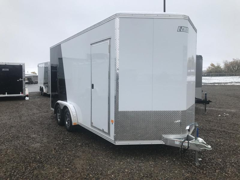 2022 EZ Hauler 7.5 X 16 Enclosed Cargo Trailer