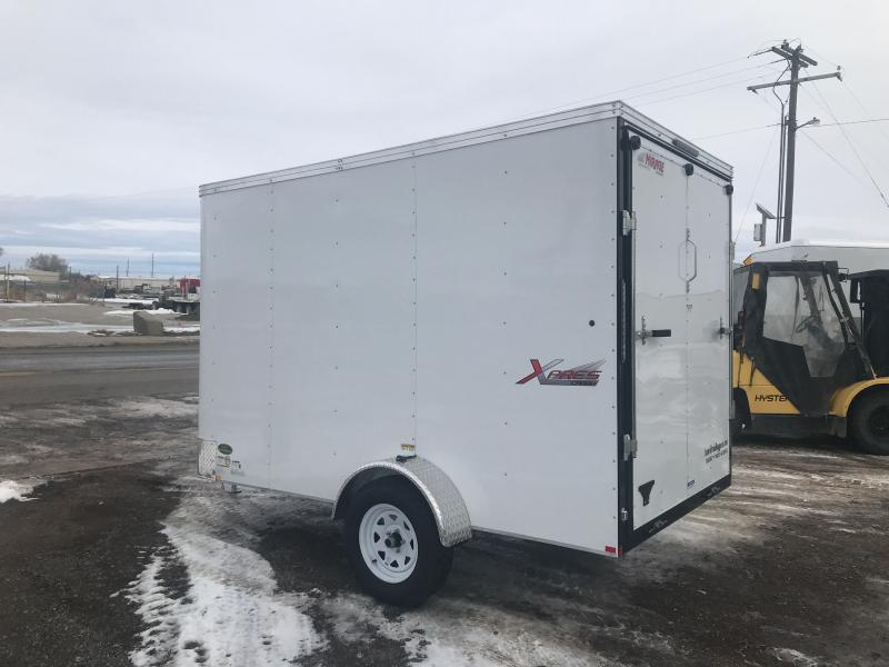 6 X 10 CARGO WITH RAMP